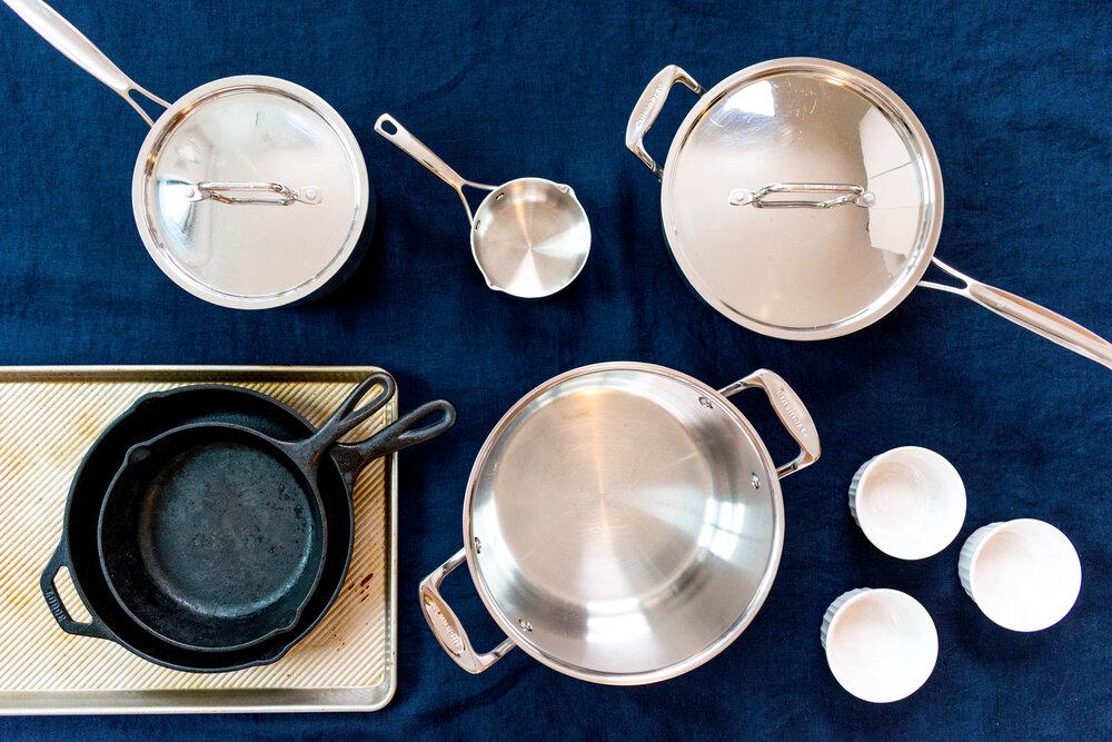 15 مورد ضروری برای یک آشپزخانه جدید