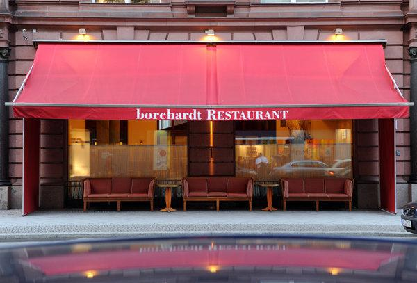 رستوران های مشهور برلین